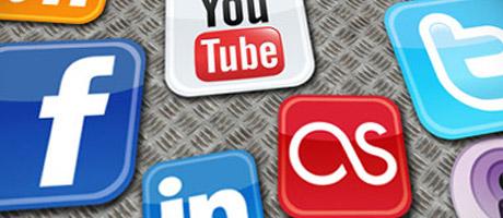 Gebruik social media in vacatureteksten